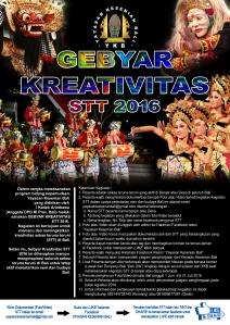 GEBYAR KREATIVITAS STT copy